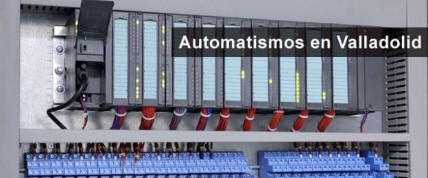 Automatismos, instalación en Valladolid